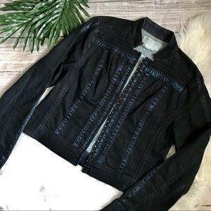 BCBG Max Azria Denim Jacket